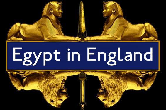 Egypt in England - The Book